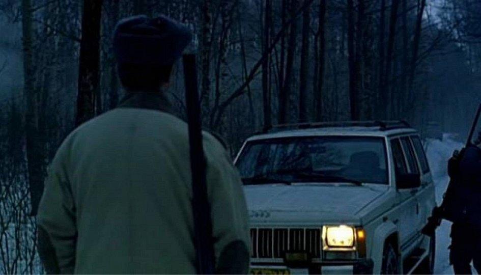 Кино: «Особенности национальной охоты в зимний период»