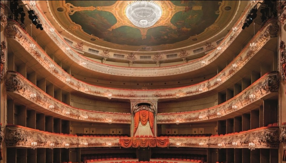 Концерты: Симфонический оркестр Михайловского театра