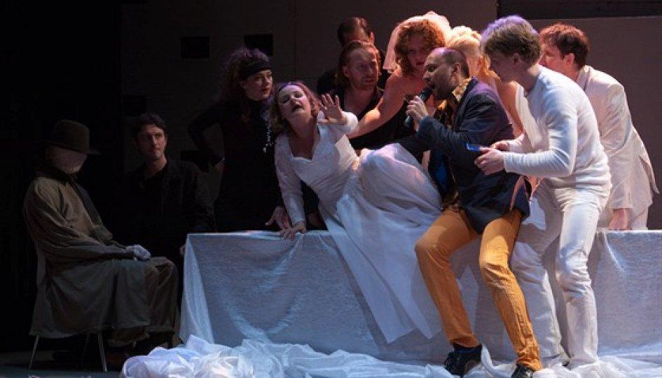Театр: Половое покрытие