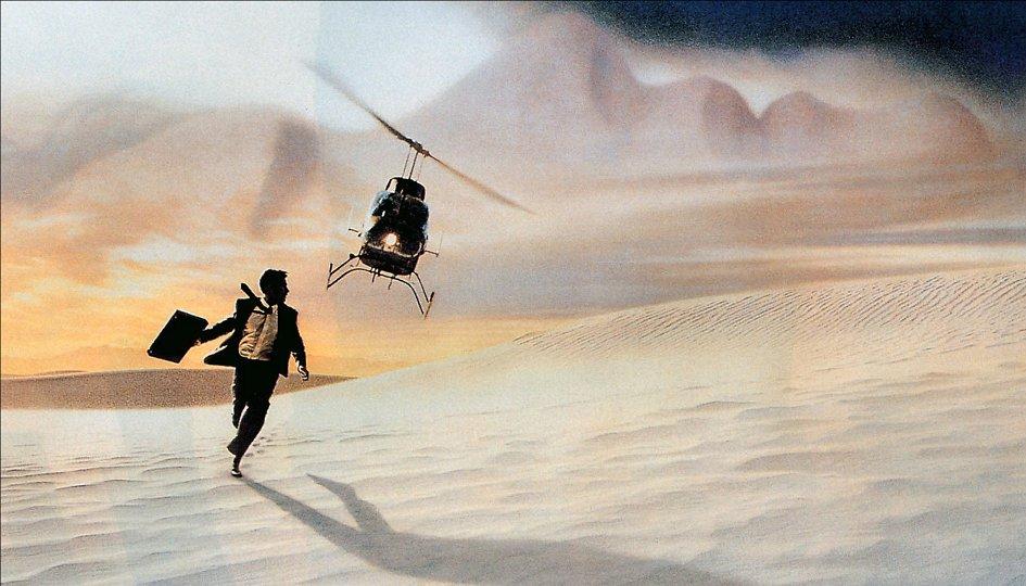Кино: «Белые пески»