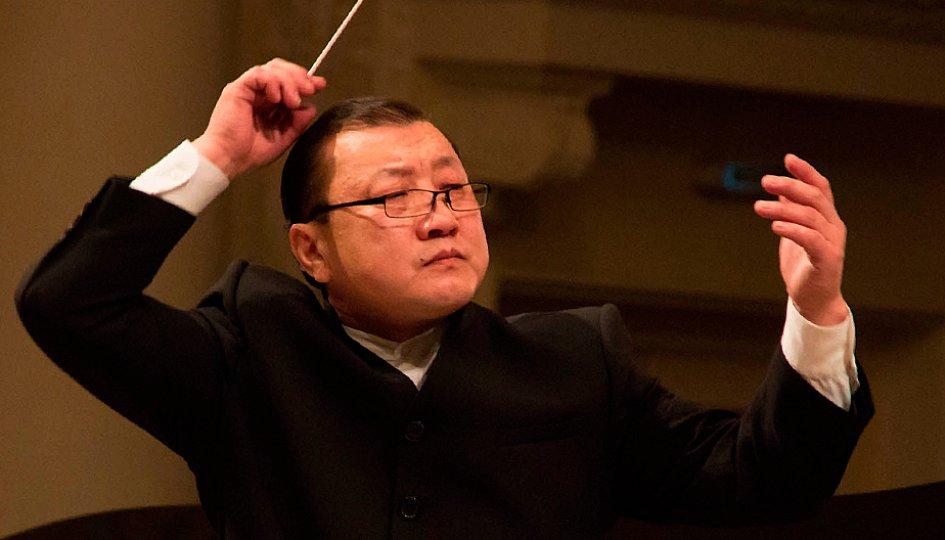 Концерты: Уральский молодежный симфонический оркестр. Дирижер Энхэ