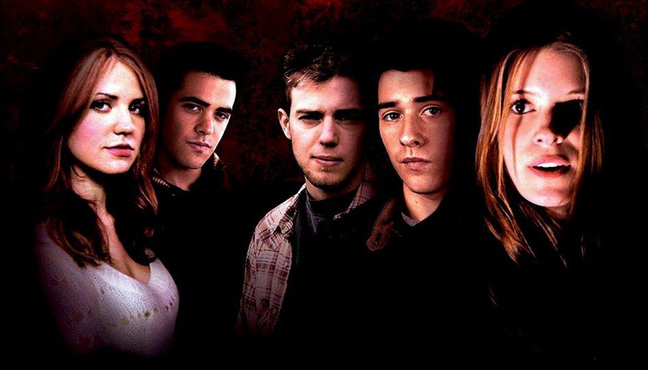 Кино: «Городские легенды-3: Кровавая Мэри»