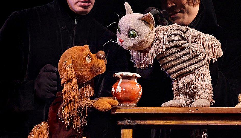 Театр: Кот Васька и его друзья, Москва