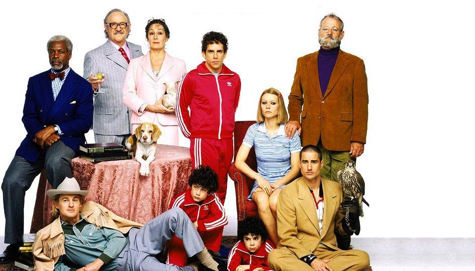 Кино: «Семейка Тененбаум»