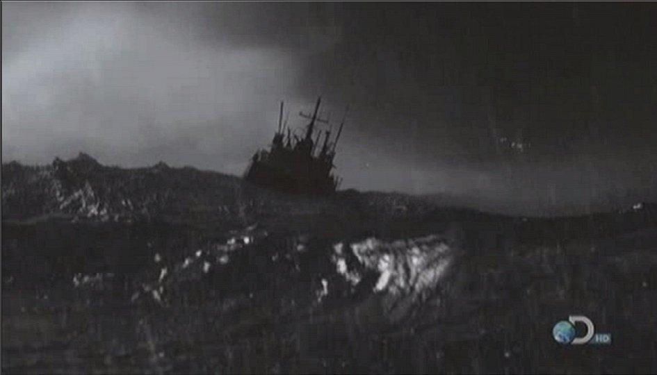 Кино: «Смертельное море»