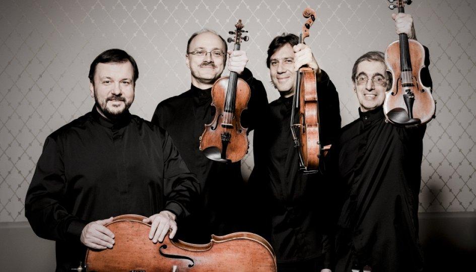 Концерты: Квартет им. Бородина