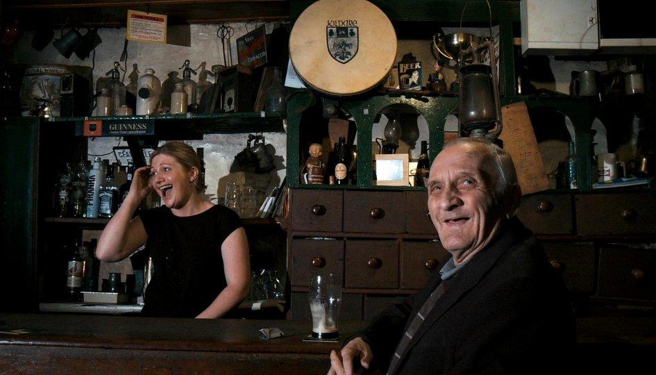 Кино: «Ирландский паб»
