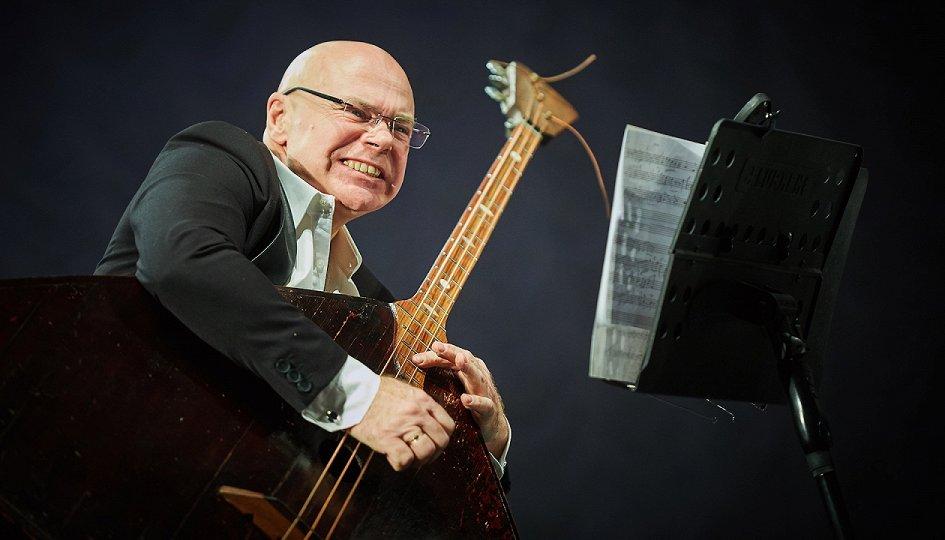 Концерты: «Странствующий контрабас»: Михаил Дзюдзе