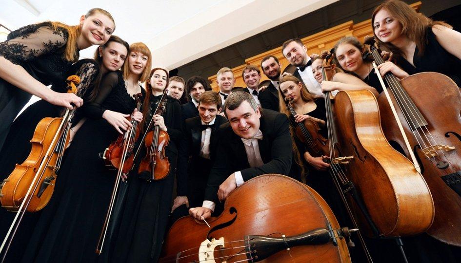 Концерты: «Новоспасское. Отец русской музыки»: «Премьер-оркестр»