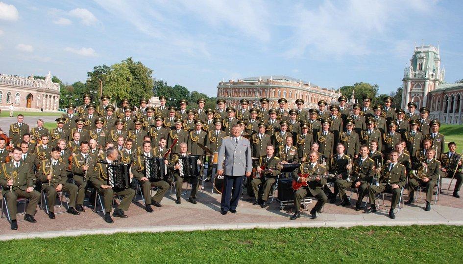 Концерты: «Служить России»: Академический ансамбль песни и пляски Росгвардии