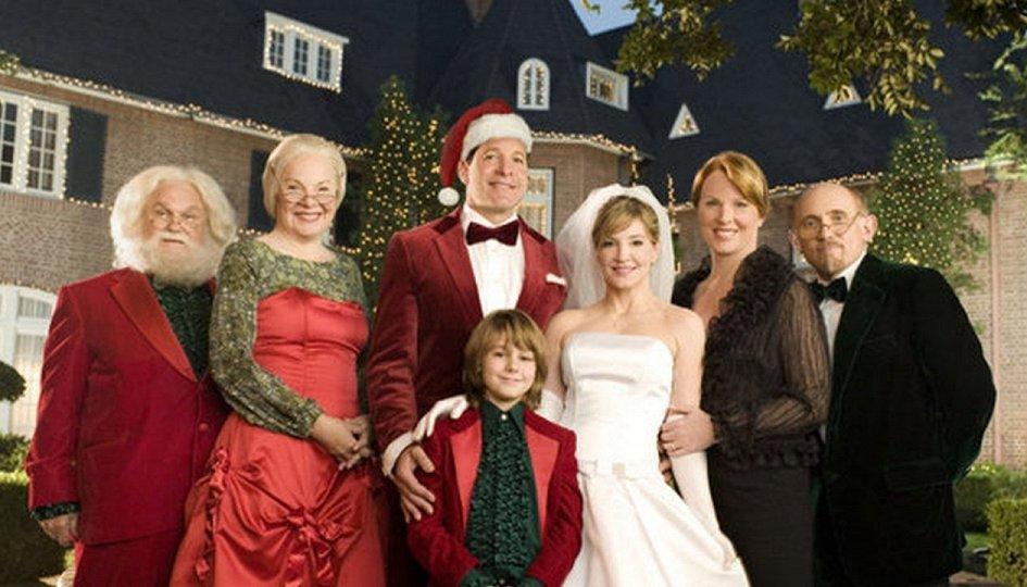 Кино: «Знакомьтесь, семья Санта-Клауса»