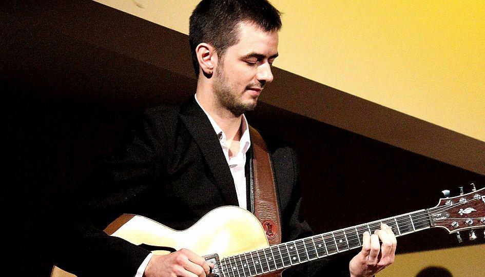Концерты: «Jazz Jam Session»: Сергей Чашкин