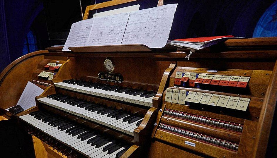Концерты: Илона Биргеле (орган, Латвия)