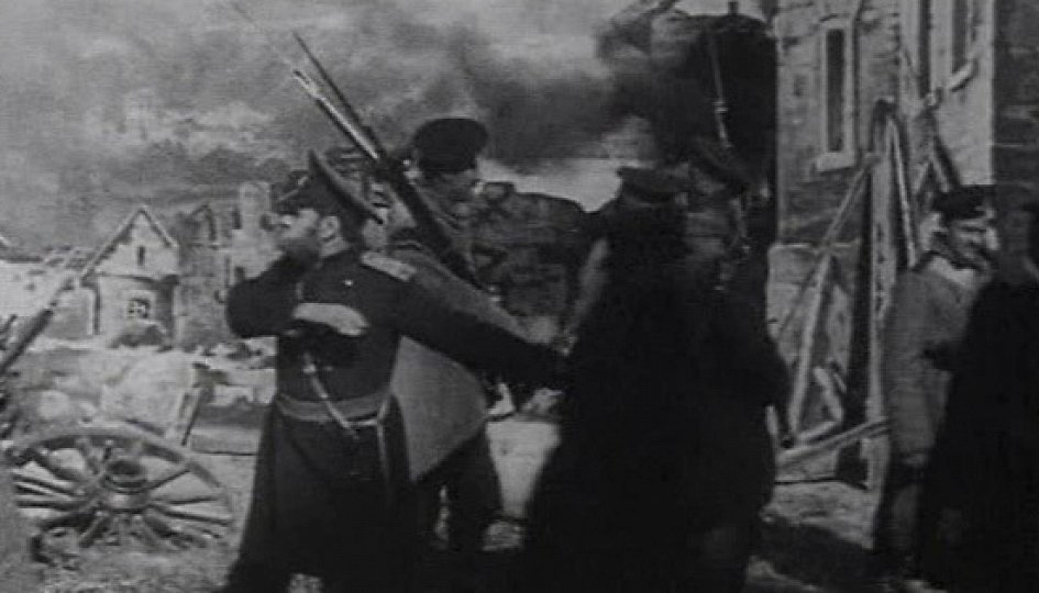 Кино: «Оборона Севастополя»