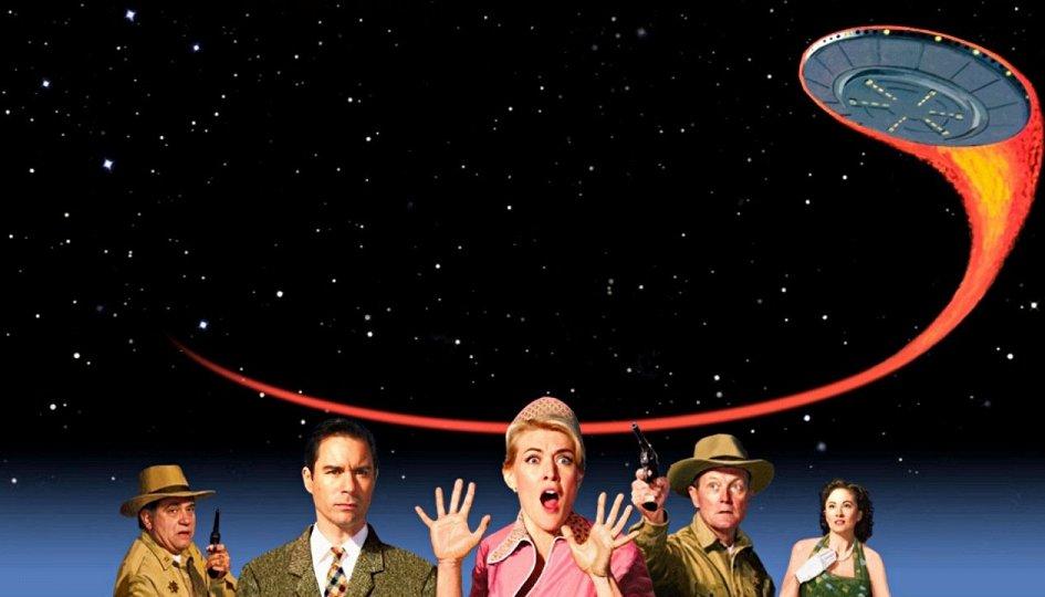 Кино: «Инопланетное вторжение»
