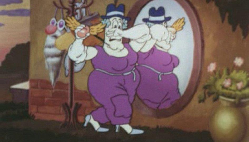 Кино: «Фунтик и старушка с усами»