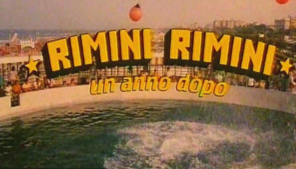 Кино: «Римини, Римини — год спустя»