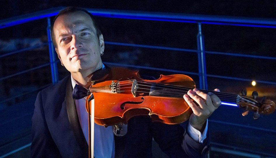 Концерты: «Среда блюза»: Александр Охотин
