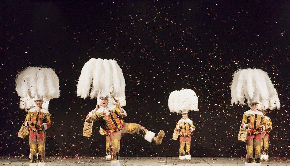 Театр: Бельгийские правила/Бельгия правит