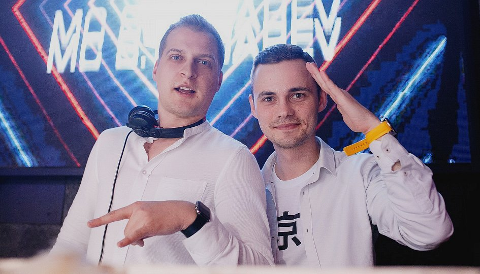 Концерты: «Студенческая среда»: DJs Dyxanin, Kovalev