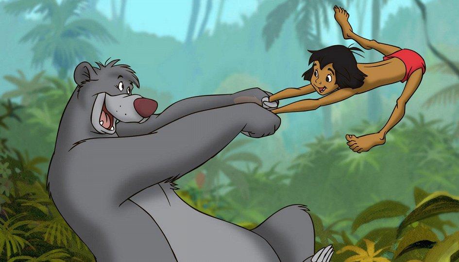 Кино: «Книга джунглей-2»