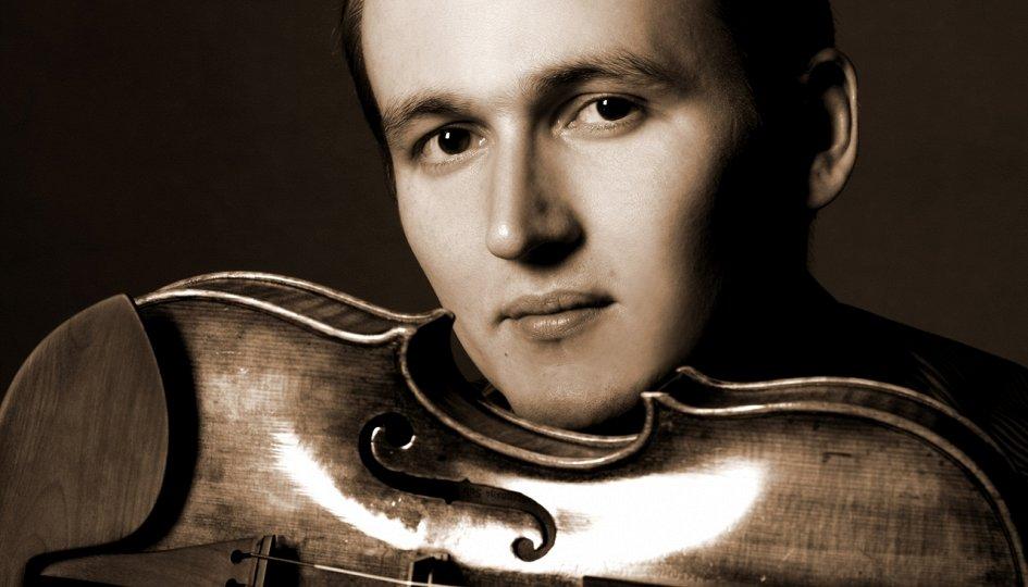 Концерты: Никита Борисоглебский (скрипка), Георгий Чаидзе (фортепиано)