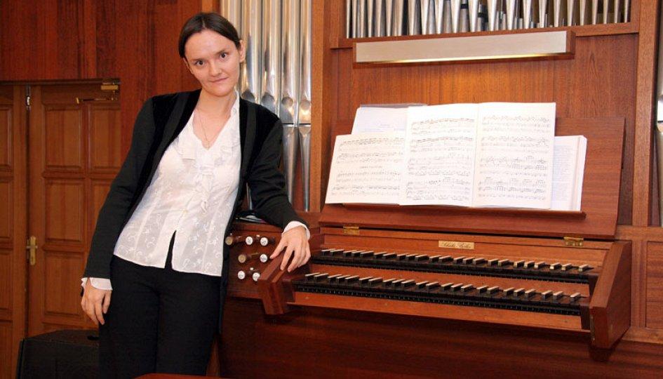 Концерты: «Органный бал у Золушки»: Мария Блажевич