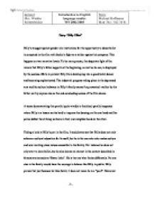 gender norm essay