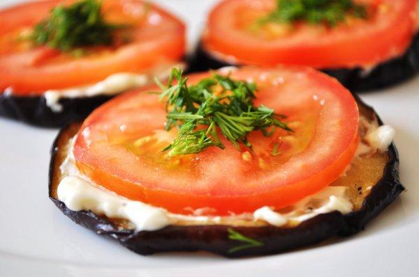 Холодные закуски из баклажанов рецепты быстро и вкусно с фото