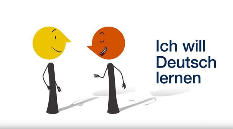 Kennenlernen im deutschkurs