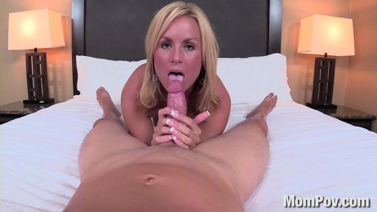 hot blonde milf pov - fetish - video xxx
