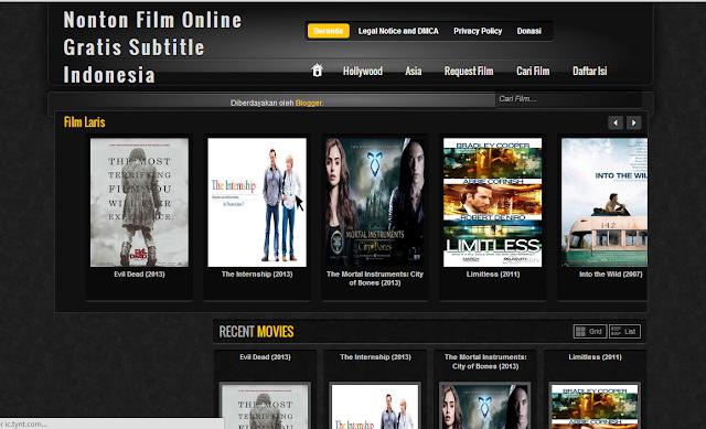 Nonton film streaming terlengkap subtitle indonesia gratis