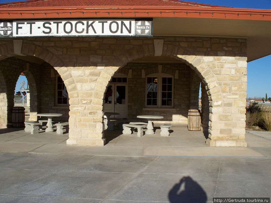 Fort stockton loans
