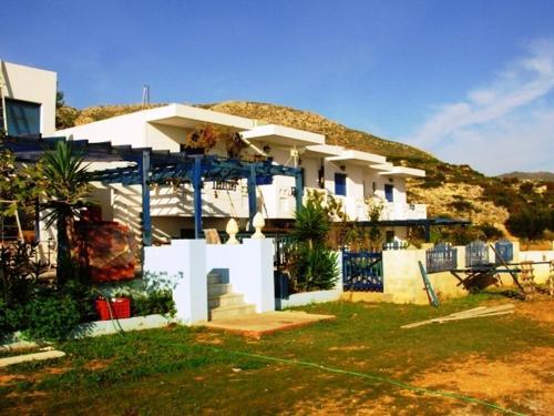 Недорогой дом в Карпатос с видом на море
