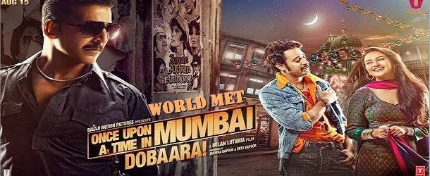 Once Upon A Time In Mumbaai Dobara (2013) MP3 Songs Free
