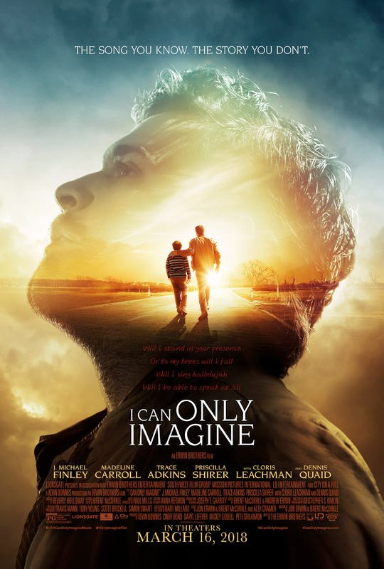 I Can Only Imagine (2018) Full Movie Watch Online HD