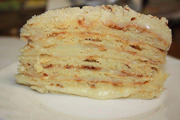 Дешевый и быстрый торт рецепт