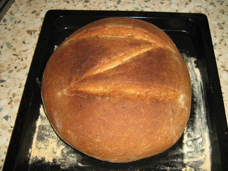 Хлеб быстро рецепт в духовке