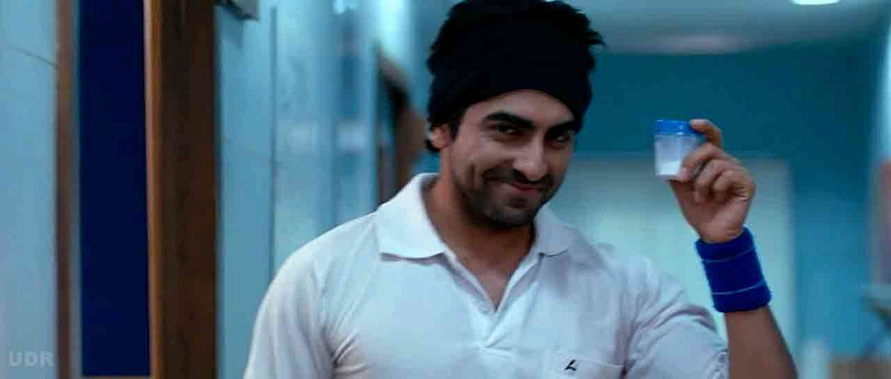 Vicky Donor 2012 Full Movie Download DvDRip - HD