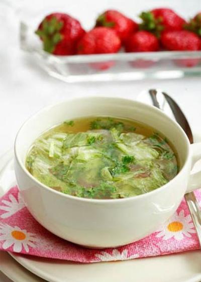 Овощной суп для похудения с сельдереем рецепт