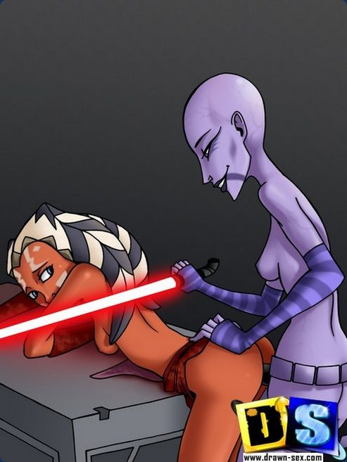 Порно картинки clone wars