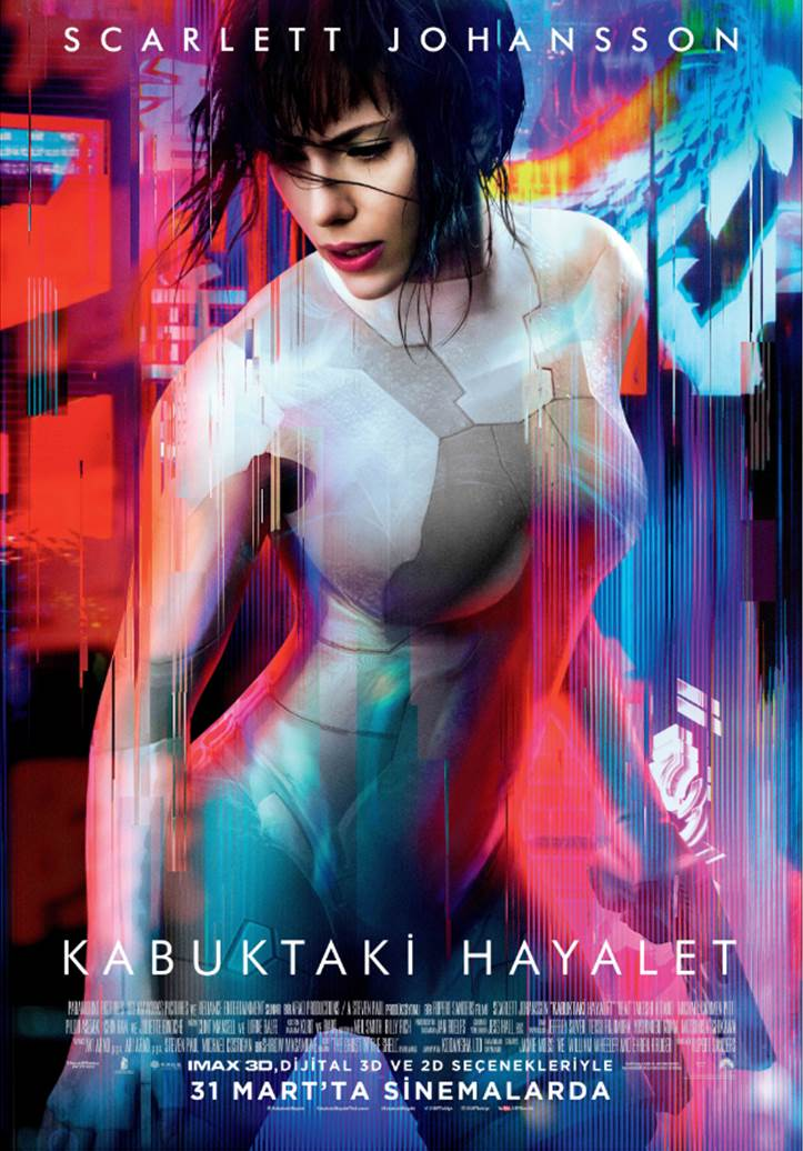 Watch Ghost in the Shell (2017) and Download Movie