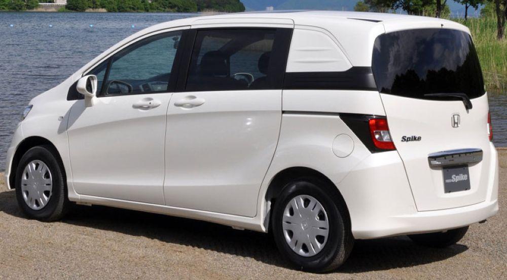Размер колёс для хонда фрид — Клуб Honda Freed и Honda