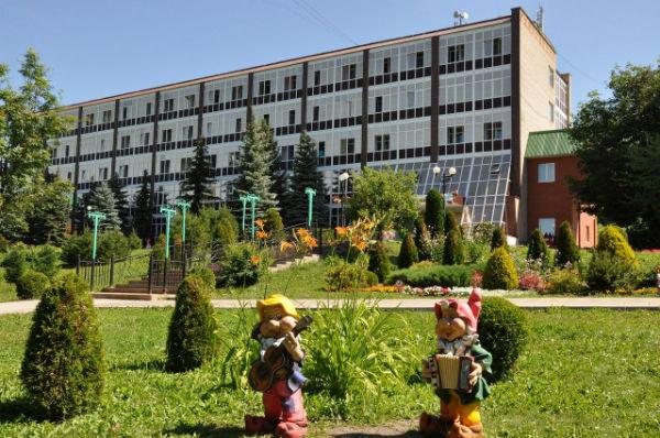 отдых в казани санатории