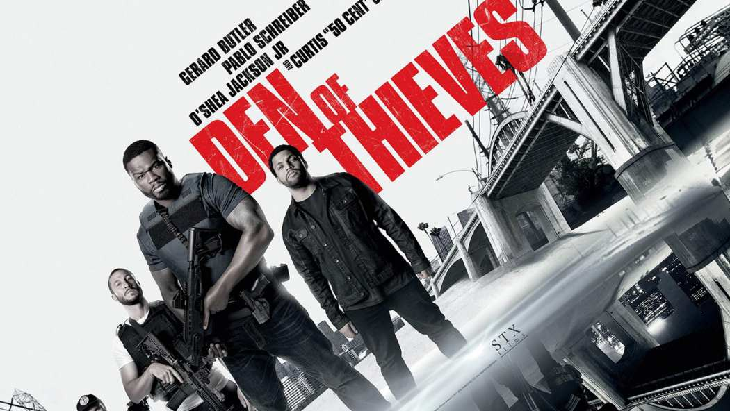 Den of Thieves (2018) Full Movie Online Watch And Download