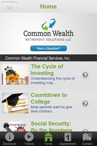 Pcfinancial retirement solutions llc va