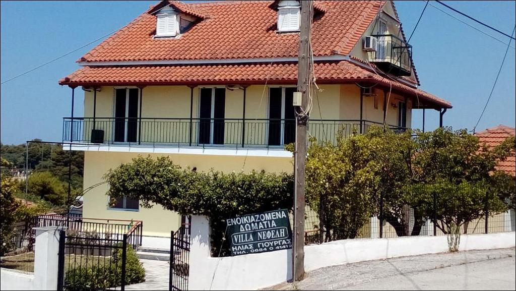 Апартаменты в остров Эпир