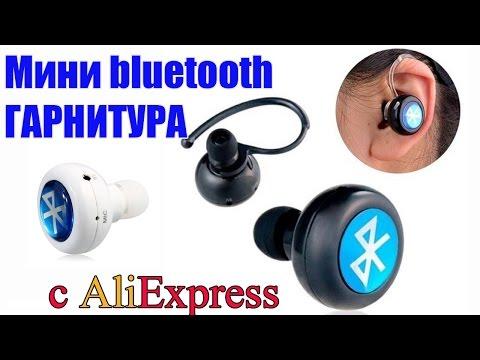 Блютуз наушники для телефона алиэкспресс