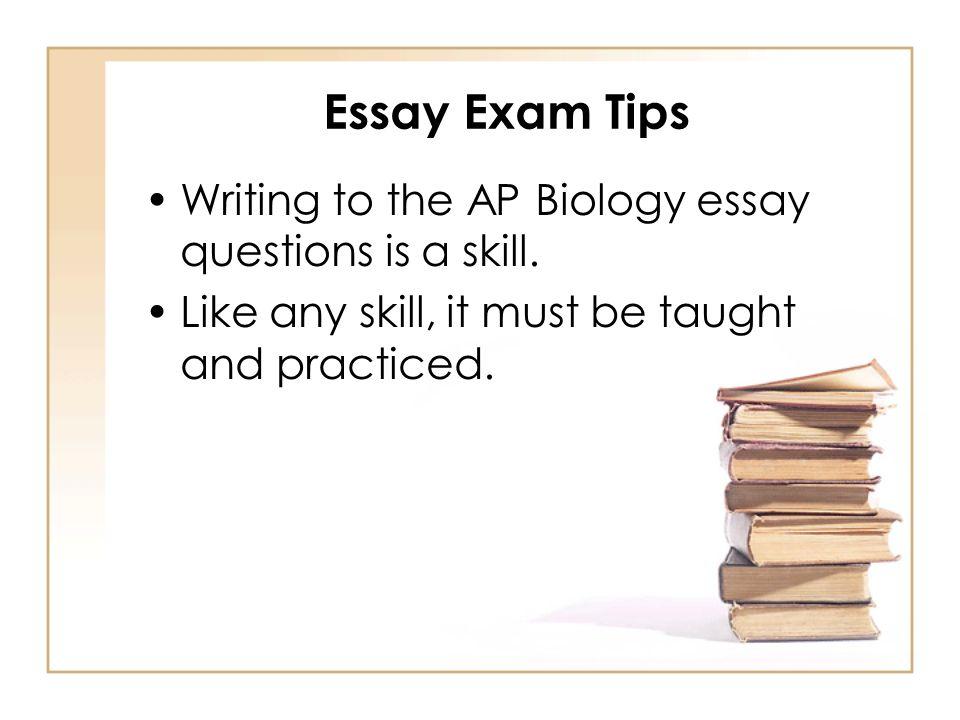 Write my biology essay