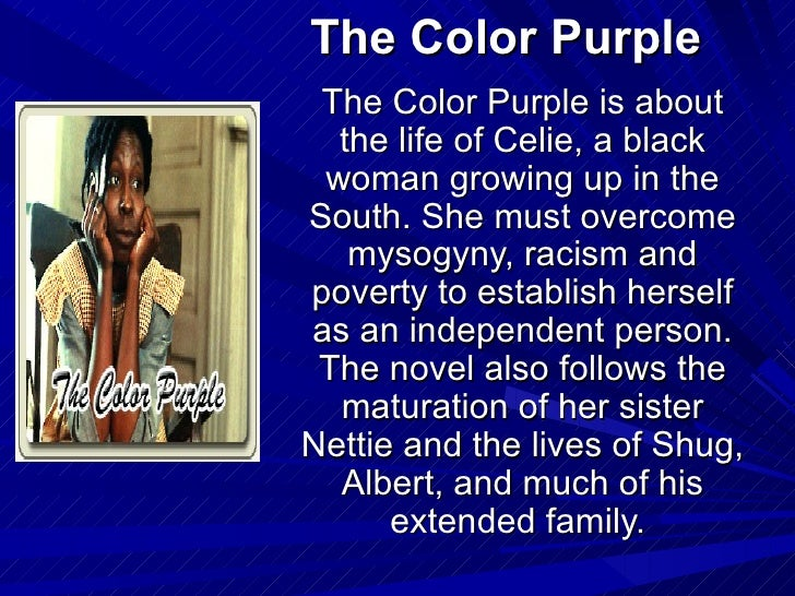 Writing the color purple essay - Keys to Successful